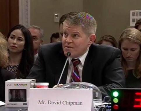 david chipman testifies against silencers