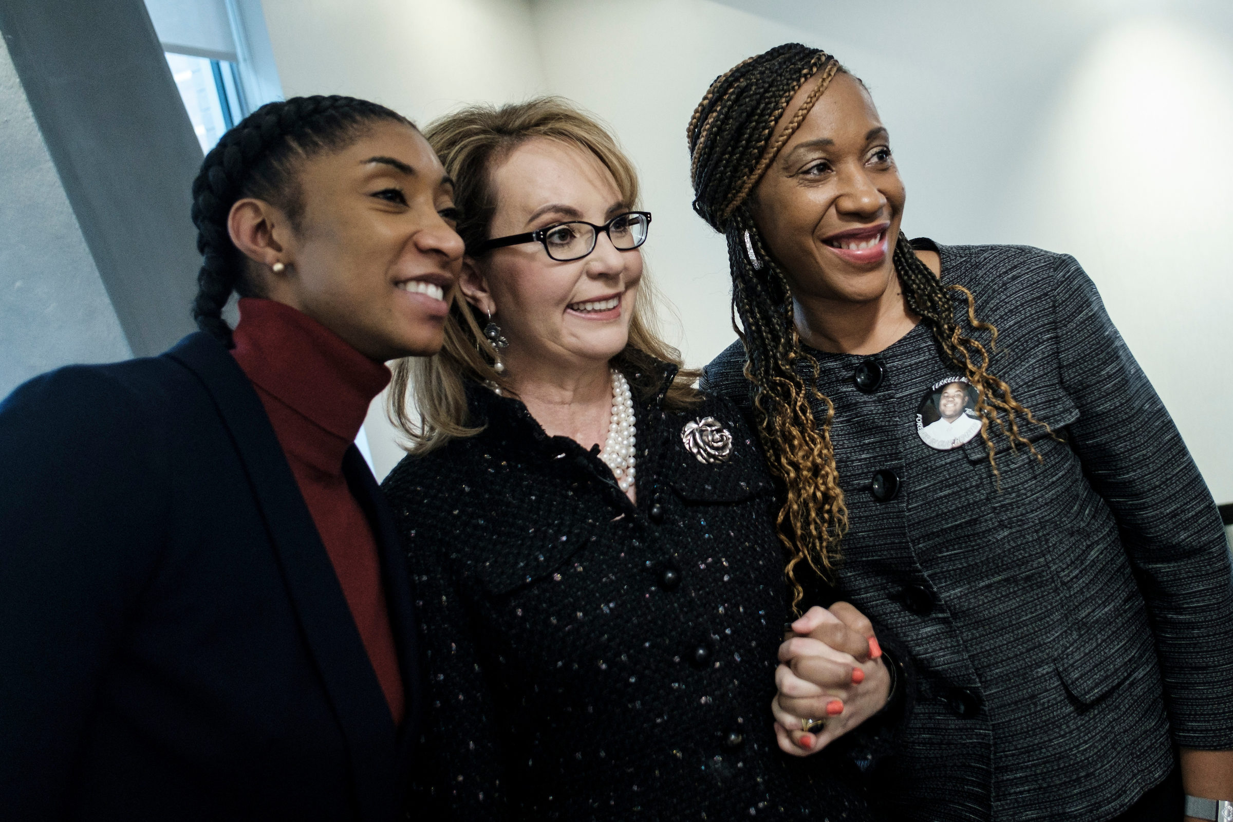 Giffords: Courage to Fight Gun Violence Press Breakfast