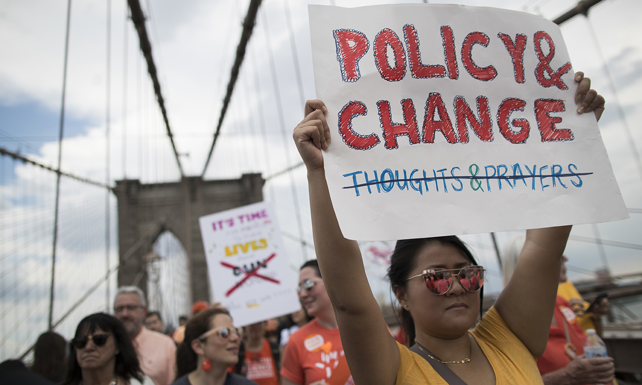 Youth March Against Gun Violence