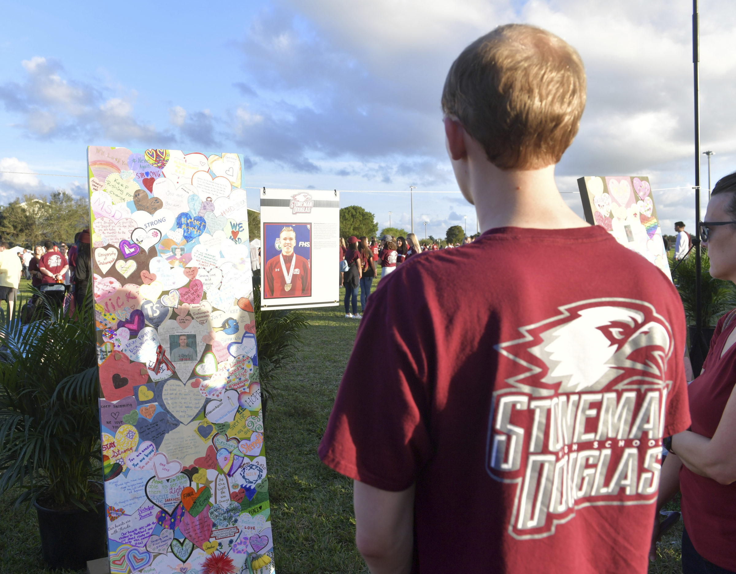 Parkland Victims Remembered On One Year Anniversary of MSD Shooting