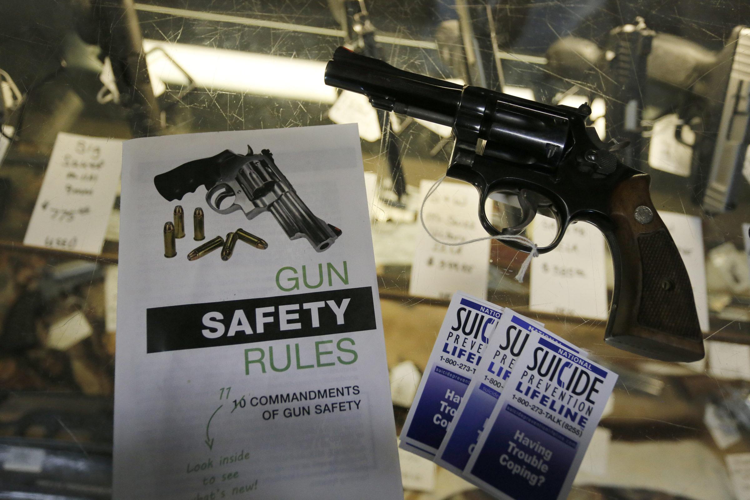 Gun Bill Colorado