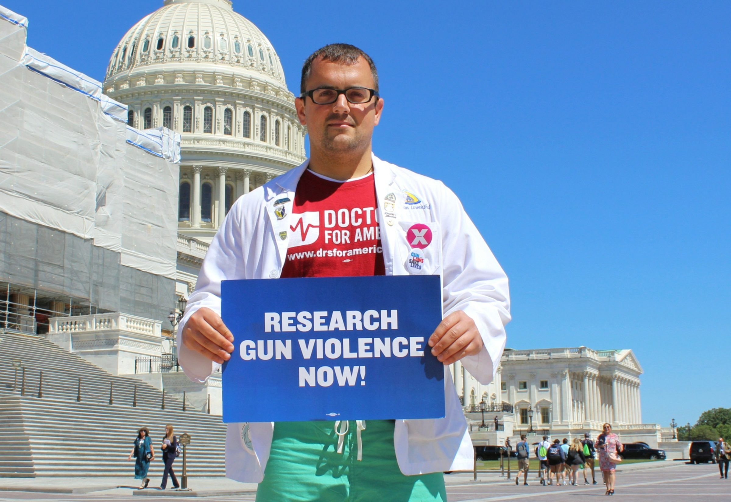 Research Gun Violence Now Capitol