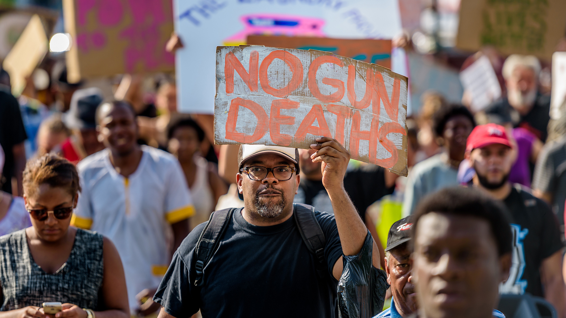 On the second anniversary of the death of Eric Garner by